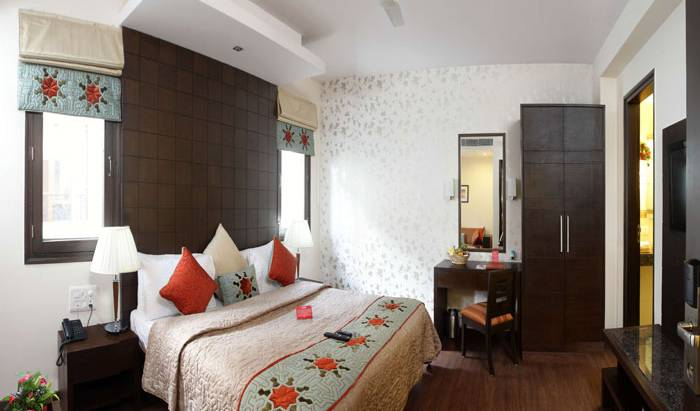 Aashraye - Hotel Nehru Place, South Delh - Search available rooms for hotel and hostel reservations in New Delhi 6 photos