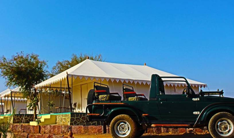Aravali Nature Camp - Search available rooms for hotel and hostel reservations in Jawai Bandh 6 photos