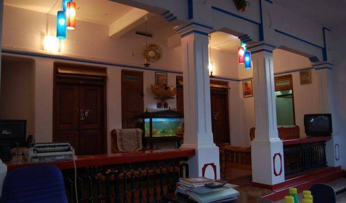 Ashtamudih Homestay, hotels for the festivals in Alleppey (Alappuzha), India 6 photos