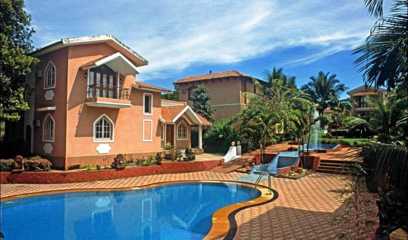 Clarks Exotica - Search available rooms for hotel and hostel reservations in Goa 5 photos