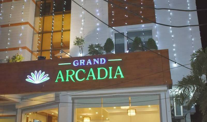 Grand Arcadia - Search available rooms for hotel and hostel reservations in Tiruchchirappalli 2 photos