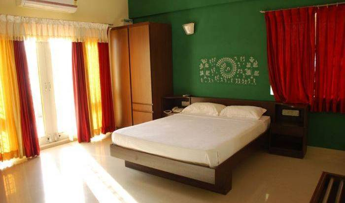 Greenpath Eco-friendly Serviced Apt - Search available rooms for hotel and hostel reservations in Ulsoor 7 photos