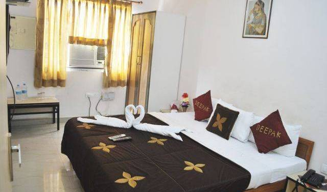 Hotel Deepak - Search available rooms for hotel and hostel reservations in Jaipur, cheap hotels 17 photos