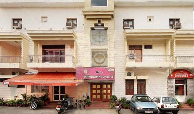 Hotel Mandakini Palace - Get low hotel rates and check availability in Kanpur 7 photos