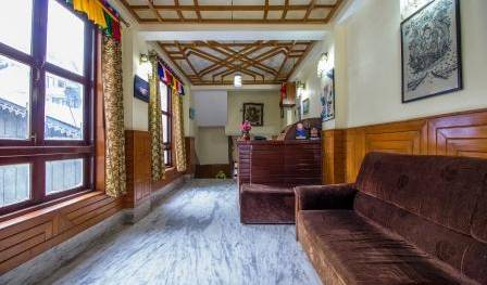 Hotel Potala - Get low hotel rates and check availability in Gangtok 7 photos