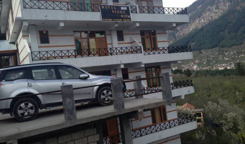 Hotel Ridge View and Cottages - Search for free rooms and guaranteed low rates in Manali, holiday reservations 20 photos