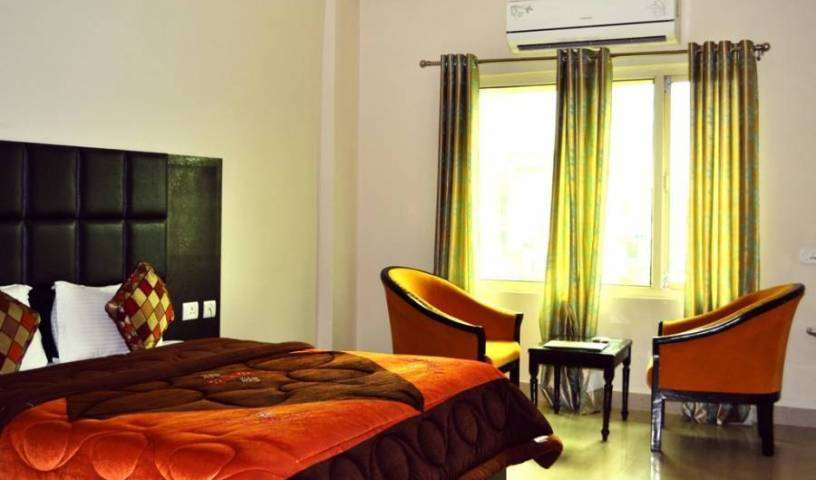 Hotel The Great Ananda - Get low hotel rates and check availability in Haridwar 32 photos
