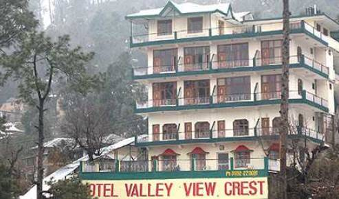 Hotel Valleyview Crest Dharamshala - Search for free rooms and guaranteed low rates in Kangra 23 photos