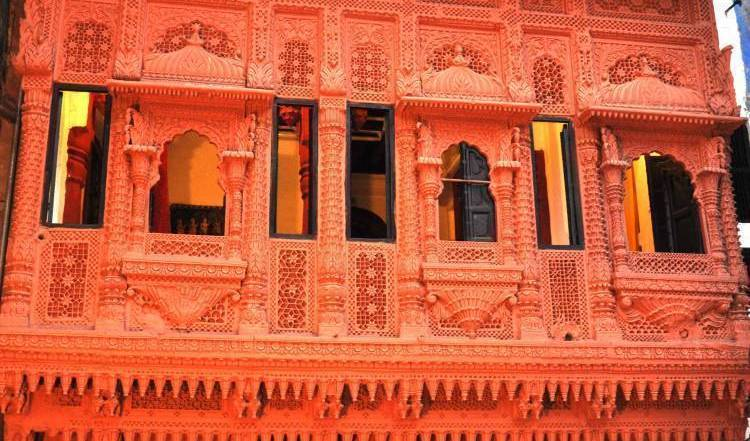 Patwa Haweli, hotel deal of the year in Jodhpur, India 20 photos