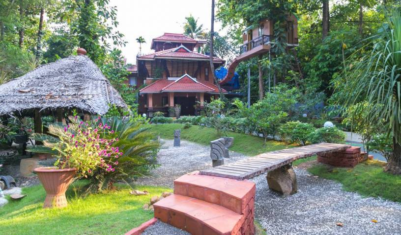 Reminiscence Ayurveda Yoga Retreat - Search available rooms for hotel and hostel reservations in Cochin 20 photos