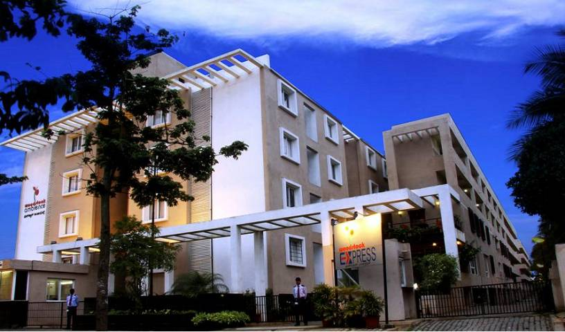 Woodstock Express - Get low hotel rates and check availability in Bengaluru 7 photos