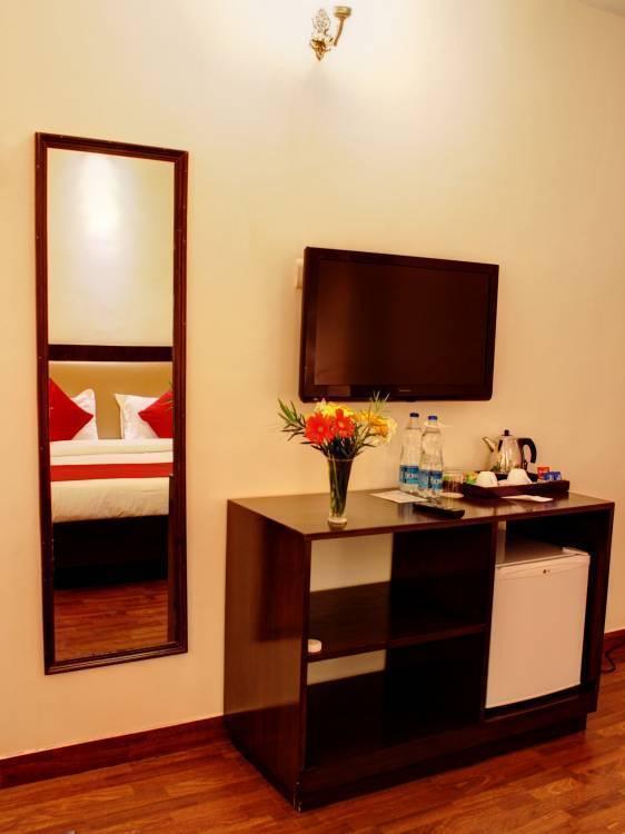 Dewa Retreat, Rishikesh, India, Hotell med havsutsikt rum i Rishikesh