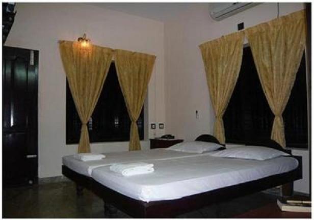 Dreams Beach Resort, Varkala, India, India hoteli in hostli