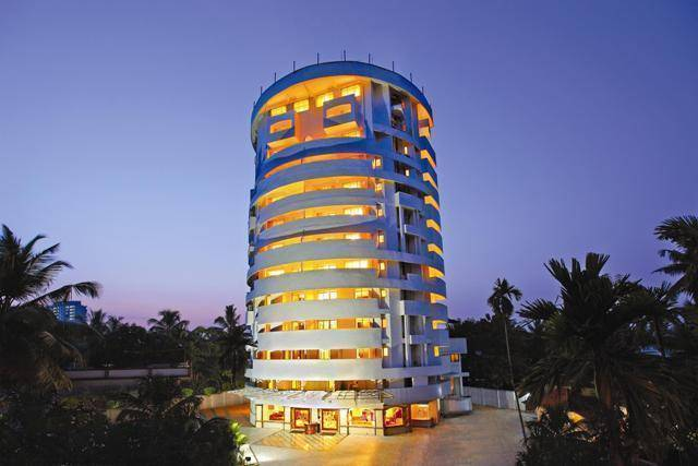 Emarald Hotel, Cochin, India, India hotels and hostels