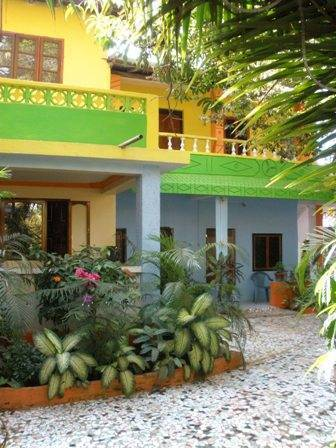 Gabriel Guest House, Calangute, India, travel locations with volunteering opportunities in Calangute