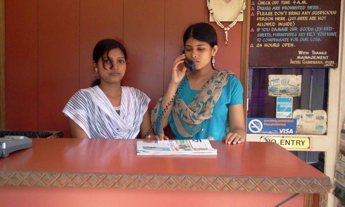 Gandhara Hotel, Puri, India, world traveler benefits in Puri