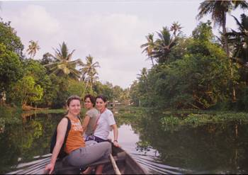 GK's Riverview Homestay, Kottayam, India, excellent travel and hotels in Kottayam