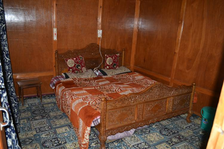 Green View House Boat, Srinagar, India, India hotels and hostels