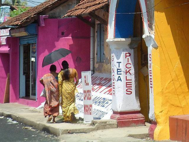 Homestay Kochi, Cochin, India, hotels with ocean view rooms in Cochin