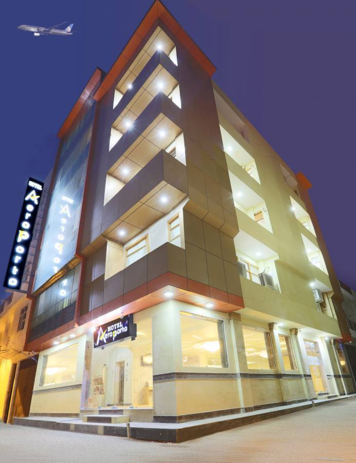 Hotel Aeroporto, New Delhi, India, India hotels and hostels