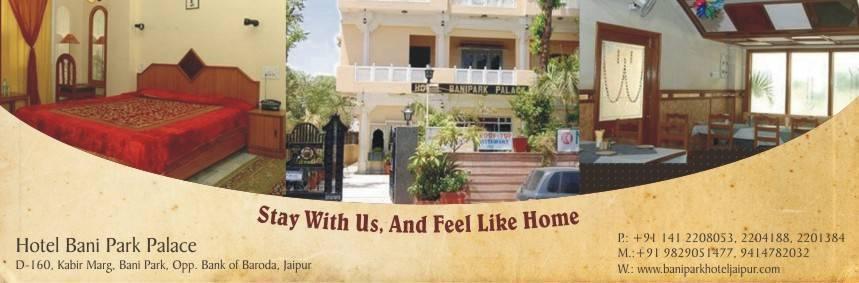 Hotel Banipark Palace, Jaipur, India, India hotels and hostels