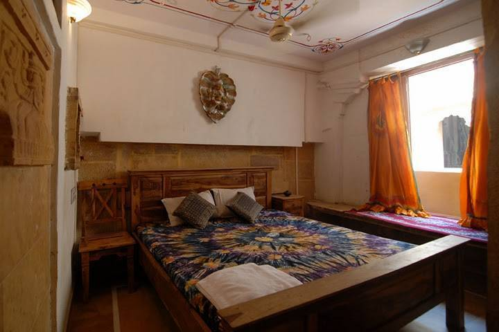 Hotel Deep Mahal, Jaisalmer, India, India hostels and hotels