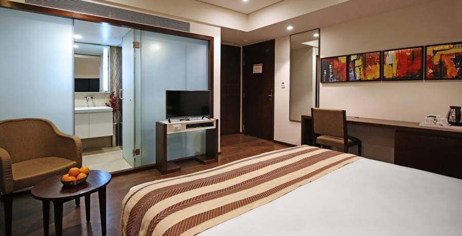 Hotel German Palace By Vinca, Gandhinagar, India, what is a bed and breakfast? Ask us and book now in Gandhinagar