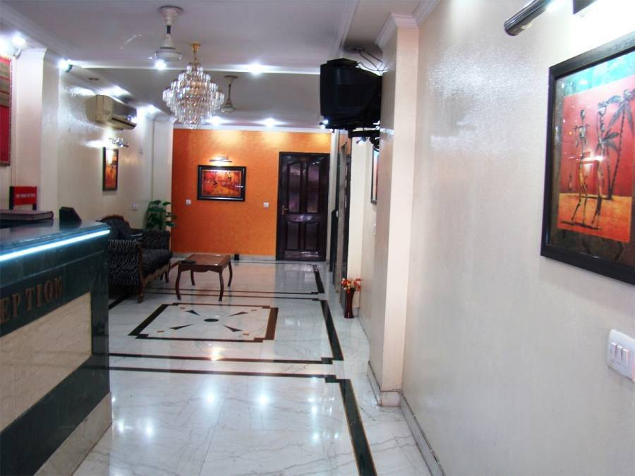 Hotel Indraprasth, New Delhi, India, famous travel locations and hotels in New Delhi