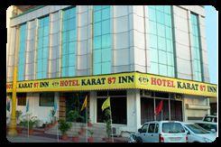 Hotel Karat 87 Inn, New Delhi, India, low cost travel in New Delhi