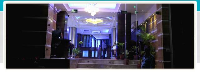 Hotel Le-Cosmos, New Delhi, India, online secure confirmed reservations in New Delhi