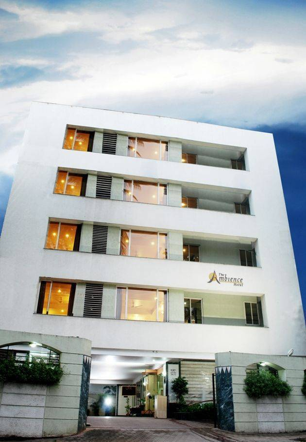 Hotel Mandakini Ambience, Pune, India, India hotels and hostels