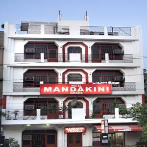 Hotel Mandakini Grand, New Delhi, India, India ký túc xá và khách sạn
