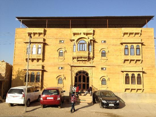 Hotel Marina Mahal, Jaisalmer, India, India hotels and hostels