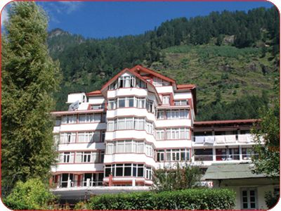 Hotel Out Town Manali, Manali, India, first class hotels in Manali