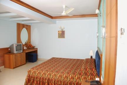 Hotel Pan Asia Continental, Kolkata, India, hotels and rooms with views in Kolkata