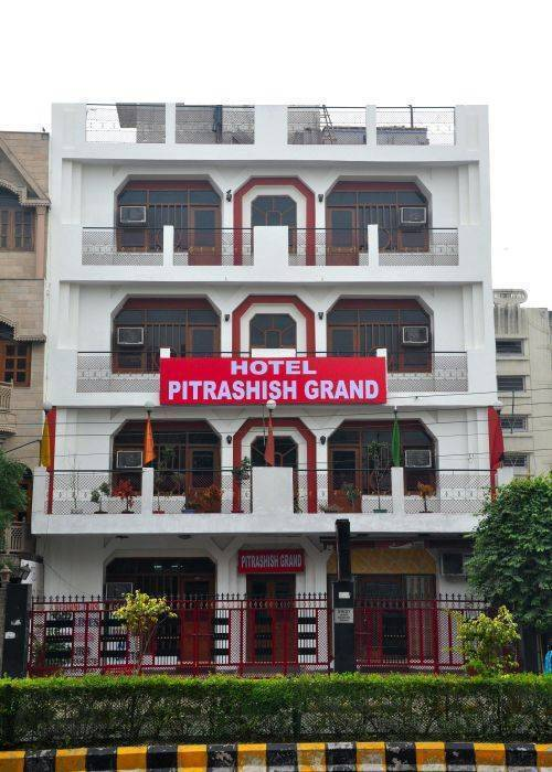 Hotel Pitrashish Grand, New Delhi, India, India hotels and hostels