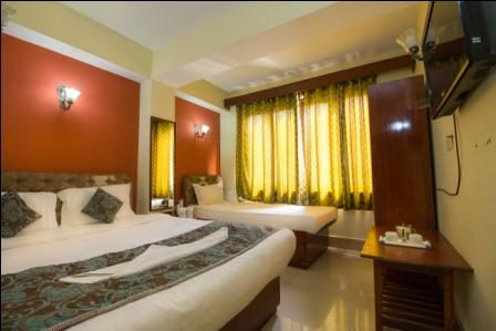 Hotel Potala, Gangtok, India, best booking engine for hotels in Gangtok