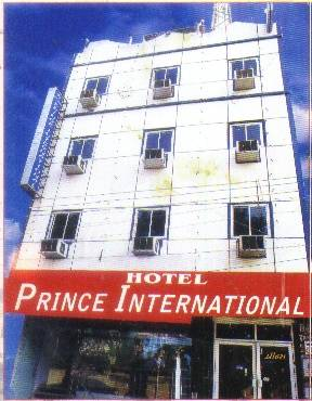Hotel Prince International, New Delhi, India, India hotels and hostels