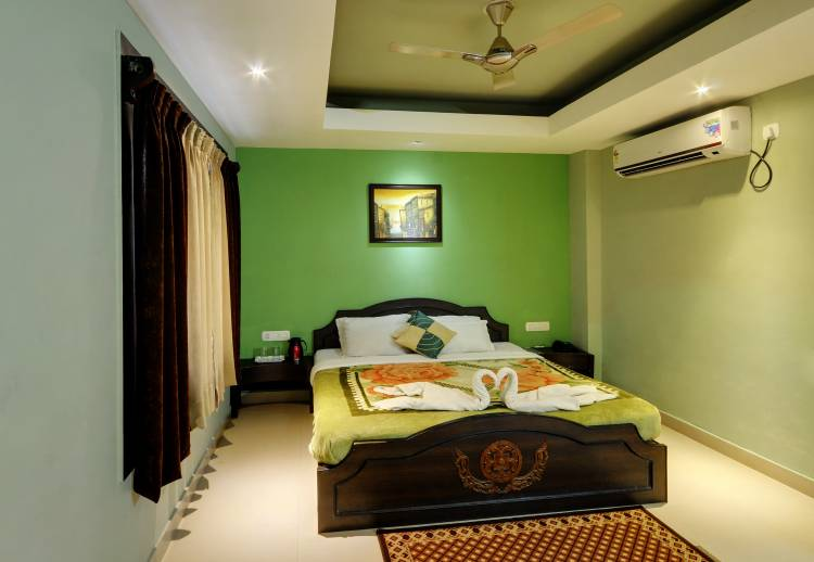 Hotel Pushpa (Berries Group Of Hotels), Puri, India, affordable travel destinations in Puri