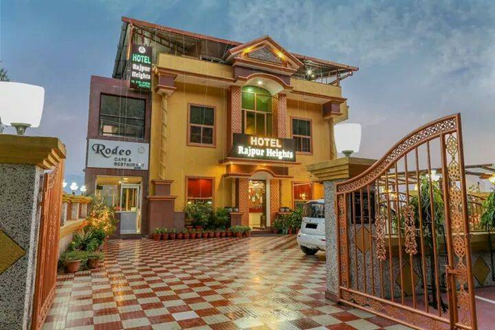 Hotel Rajpur Heights, Dehra Dun, India, India hotels and hostels