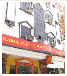Hotel Rama Inn, New Delhi, India, India hotels and hostels