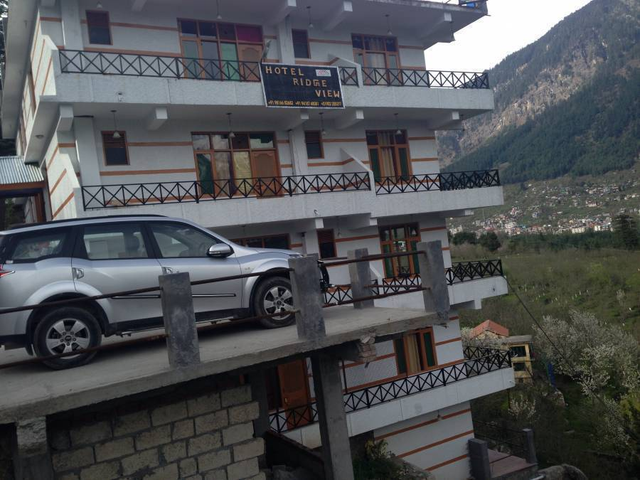 Hotel Ridge View and Cottages, Manali, India, India hostels and hotels