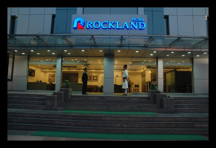 Hotel Rockland Inn, New Delhi, India, India hotels and hostels