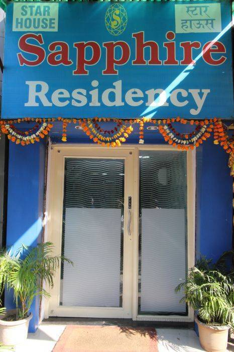 Hotel Sapphire Residency, Juhu, India, India hotels and hostels