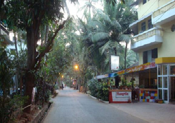 Hotel Shangrila, Majorda Goa, India, India hotels and hostels