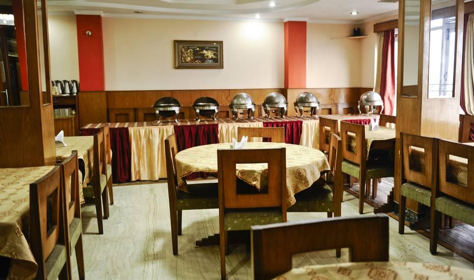 Hotel Sikkim Continental, Gangtok, India, Hotel con prima colazione in Gangtok
