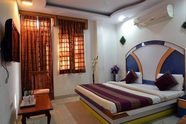 Hotel Singh Empire Dx, Paharganj, India, secure online reservations in Paharganj