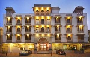 Hotels Mandakini Castle, Jaipur, India, India الفنادق و النزل
