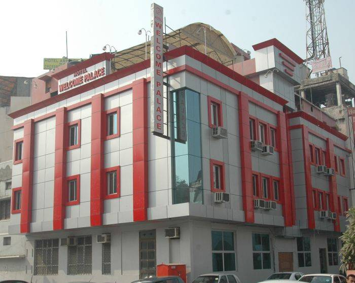 Hotel Welcome Palace, New Delhi, India, India hostels and hotels