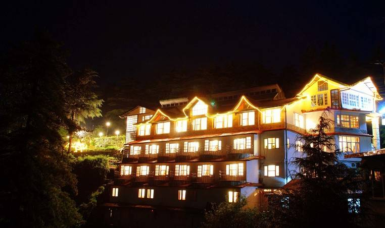 Hotel Woodpark, Shimla, India, online booking for hostels and budget hotels in Shimla